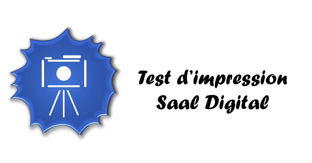 Test d'impression - Saal Digital